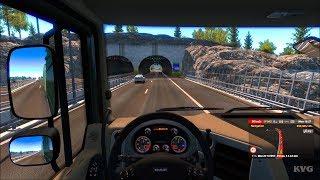 Euro Truck Simulator 2 - Beyond the Baltic Sea - Kotka to Paldiski | Gameplay (PC HD) [1080p60FPS]