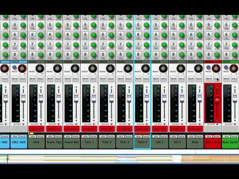 Learn How To Mix Part 4 - Frequency Competition - LearnReason.com
