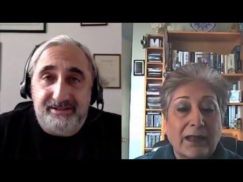 My Chat with Activist Raheel Raza, Council for Muslims Facing Tomorrow (THE SAAD TRUTH_135)