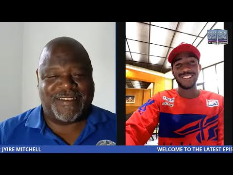 Sports BNV with Motocross Racer Jyire Mitchell, July 15 2020