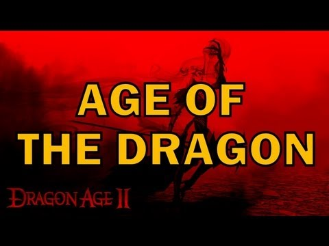 DRAGON AGE SONG  Age Of The Dragon