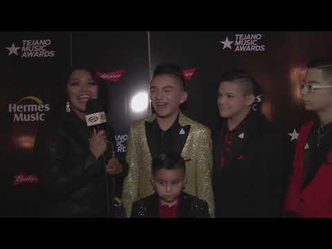 Tristan Ramos at 39th Tejano Music Awards