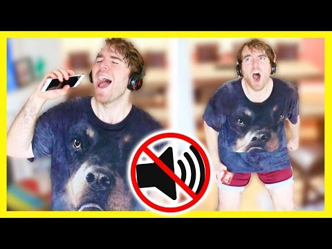 Thumbnail: SINGING with NOISE CANCELLING HEADPHONES 2!
