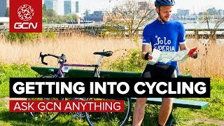 How To Get Started With Road Cycling   Ask GCN Anything