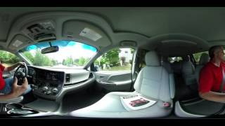 2016 Toyota Sienna 360° VR Test Drive | Magic Toyota in Edmonds, WA