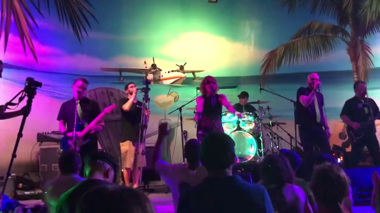 Stereotomy Live Margaritaville Hollywood, FL Hit Me With Your Best Shot!