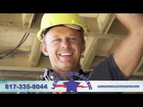 Lone Star Electric | Residential, Commercial & Industrial Electrical Contractors in Fort Worth, TX