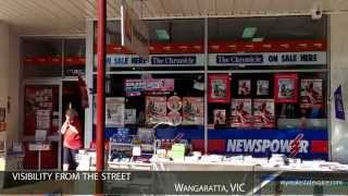 Newsagency Business for Sale - Wangaratta, VIC