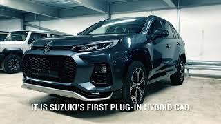 The All-New Suzuki ACROSS model (Plug-in Hybrid) | Colin Appleyard