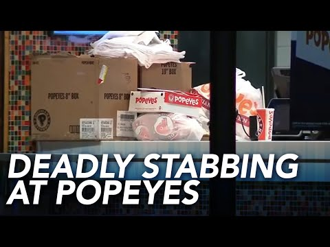 DJ 4eign - Man Fatally Stabbed Over Popeyes Chicken