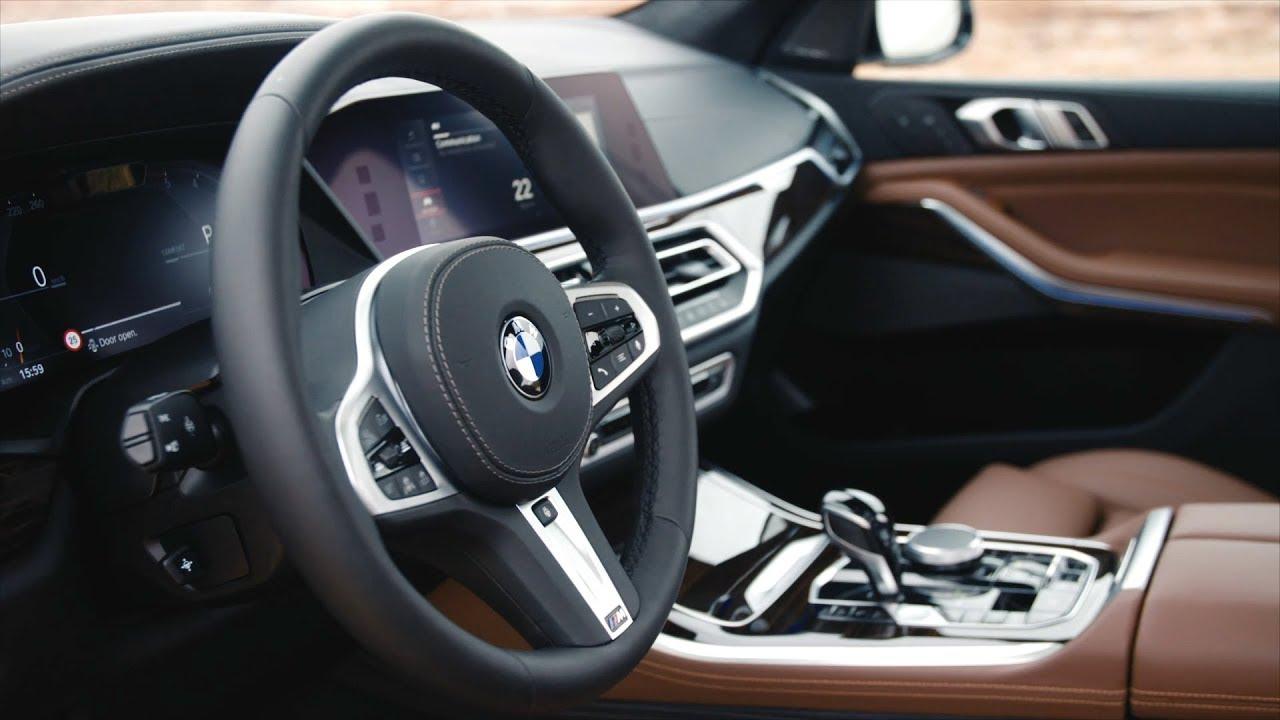2019 BMW X5 - Interior - YouTube