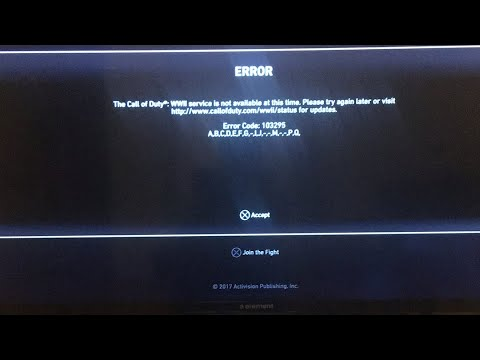 Why Cod Ww2 Online Service Not Working For Me 😠😠😠😠