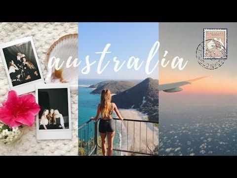 AUSTRALIA TRAVEL VLOG | Tess Florio