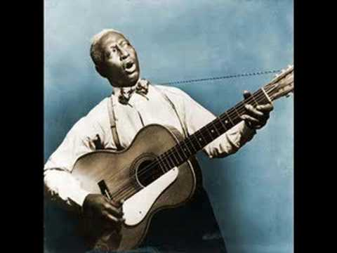 Клип Leadbelly - Rock Island Line