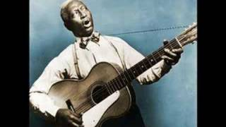 "Roots of Blues -- Lead Belly ""Rock Island Line"""