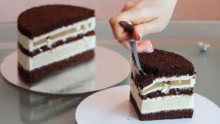 ШОКОЛАДНЫЙ ТОРТ ГОЛУБОЕ ЗОЛОТО Секретный ингредиент для торта Самый вкусный шоколадный торт