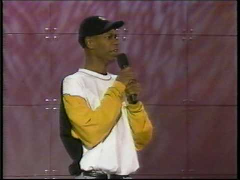 Star Search - Dave Chappell's (3rd) part 1