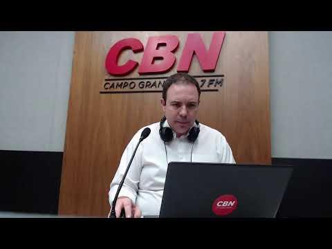 CBN Campo Grande (28/07/2020) - com Ginez Cesar
