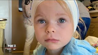 Genetic test uncovers Florida girl's extremely rare disorder