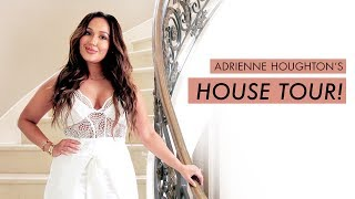 Adrienne Houghton\'s House Tour | All Things Adrienne