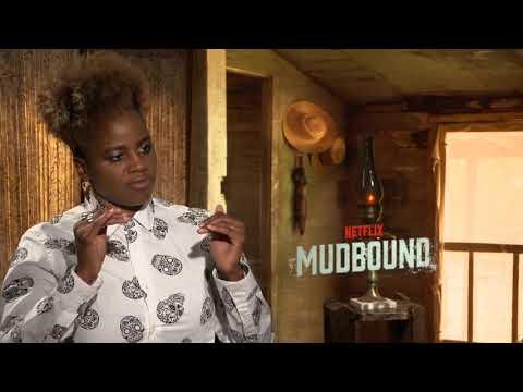 Mudbound, Dee Rees - Director  Generic Junket Interviews    SocialNews.XYZ