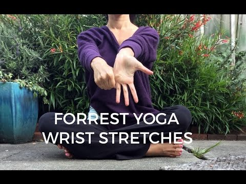 Forrest Yoga Wrist Stretches
