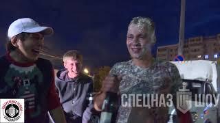 Розыгрыш с Днем Рождения СпецНаз Шоу Набережные Челны (Special forces in Russia)