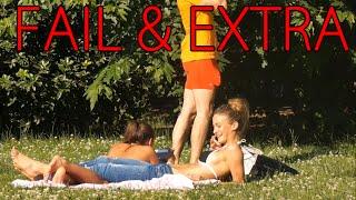 Fail & Extra - Le Donne Guardano in Mezzo alle Gambe degli Uomini? - theShow