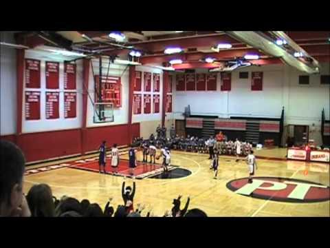 BHS Freshmen BB vs Peters Township 1 24 2014