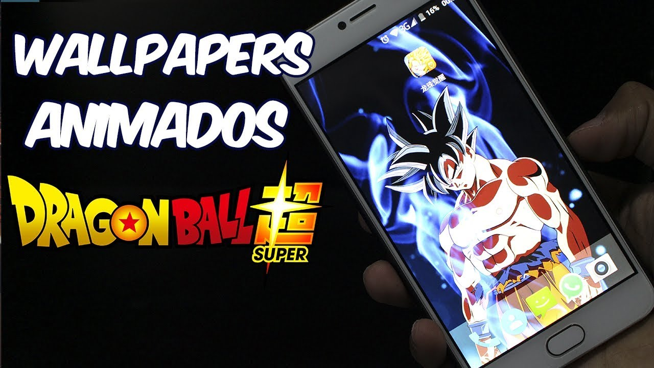 Wallpaper Dragon Ball 3d Hd Como Colocar Wallpaper Animado Do Dragon Ball Super No