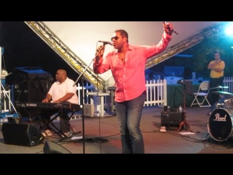 Gene Dobbs Bradford Blues Experience ♫ Whitaker Music Festival [Botanical Gardens]