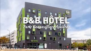 Découvrez B&B Hôtel à Paris Gennevilliers, France