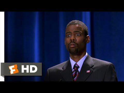 Head of State (8/10) Movie CLIP - A Childish Debate (2003) HD
