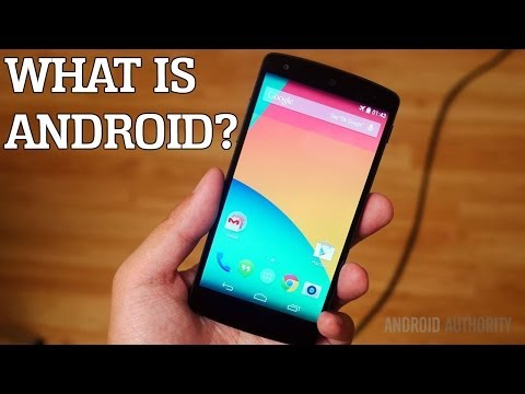 What is Android? Back to Basics