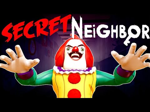 This Game is Better Than Among Us- Secret Neighbor |
