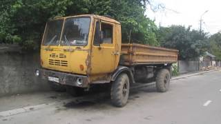 видео «Колхида» - грузовики Кутаисского автомобильного завода