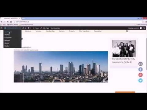 Wordpress How to make cool ultimate social media icons on your web site
