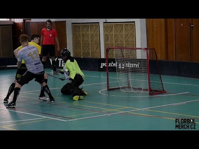 #Mistr31 - MatchDay #17 - Přípravné utkání  FB Hurrican Karlovy Vary vs TJ Sokol Královské Vinohrady