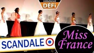 DEFI: Scandale à l'élection Miss France ( gonzague )