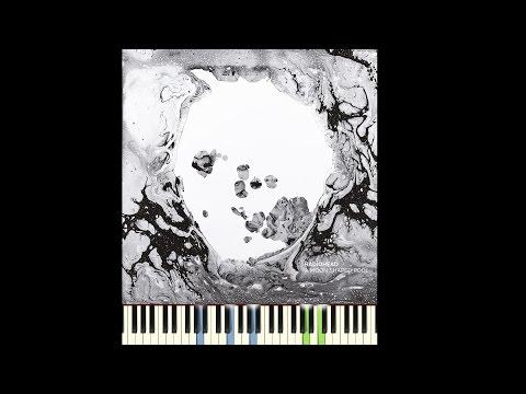 Radiohead - True Love Waits [Piano Cover - A Moon Shaped Pool version]