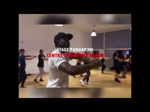 Stage Pandarine - Centre Showtime Danse - PARTIE 1