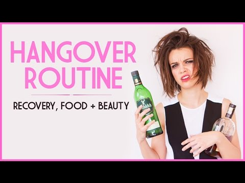 Download Hangover Routine! Recovery, Beauty & Food! ◈ Ingrid Nilsen Screenshots