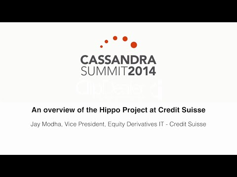 Credit Suisse: An overview of the Hippo Project at Credit Suisse
