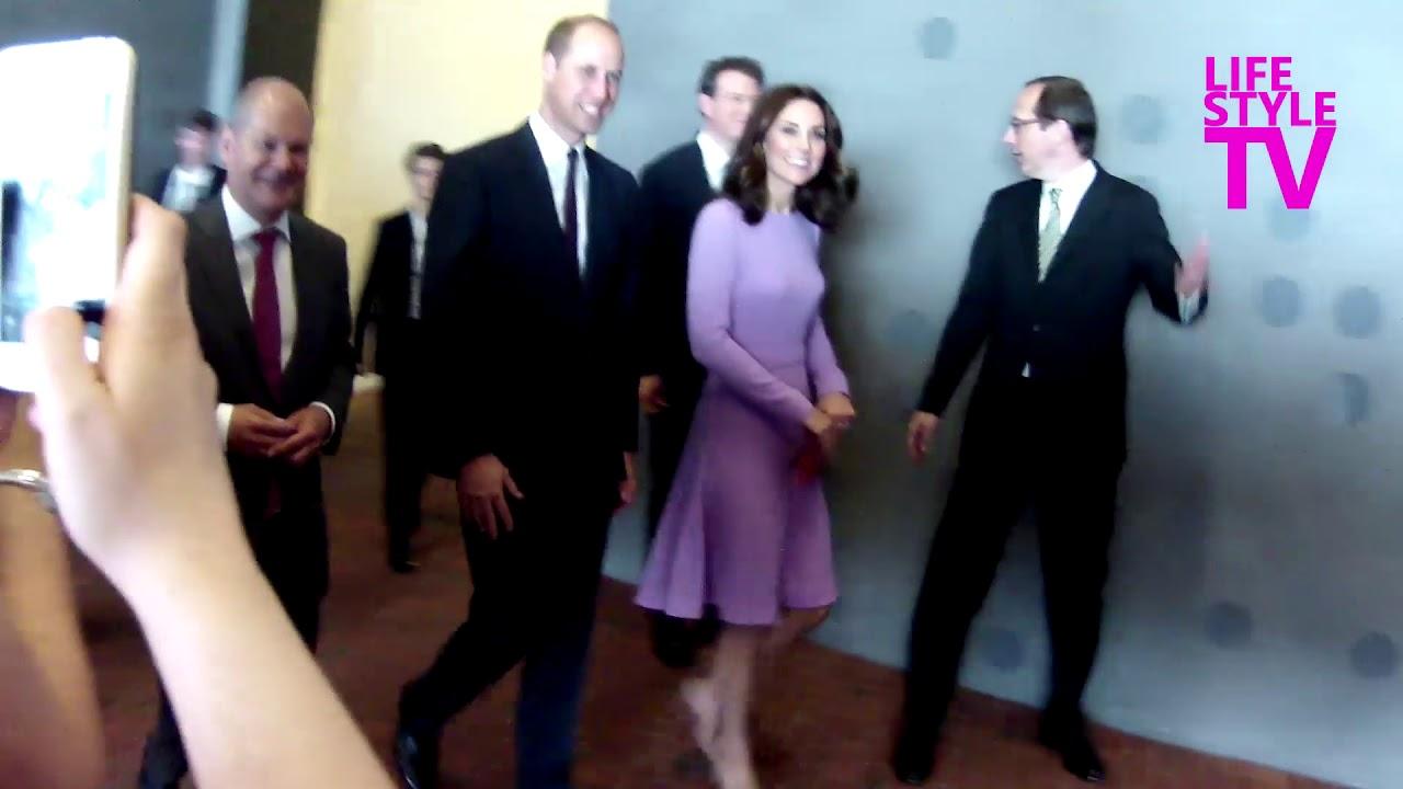Nachwuchs Bei Den Royals Herzogin Kate Und Prinz William Erwarten