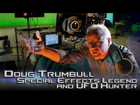 Interview: Doug Trumbull - Special Effects Legend and UFO Hunter