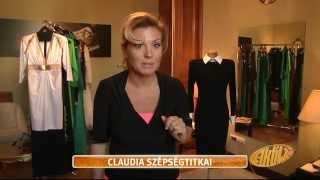 Claudia smink nélkül nem lép ki az ajtón - tv2.hu/aktiv