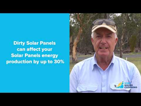 Solar Panel Cleaning - WHP Solar Cleaning
