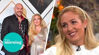Paris Fury Opens Up About What Life Is Like Being Married To Tyson Fury | This Morning