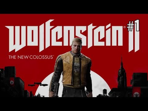 Twitch Livestream | Wolfenstein II: The New Colossus (Hardest Difficulty) Part 1 [Xbox One]