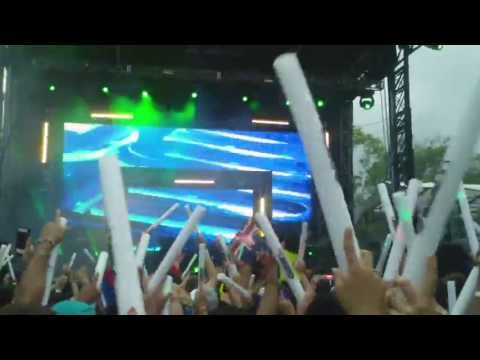 Dash Berlin live at Electric Daisy Carnival New York 2013 - pt.3